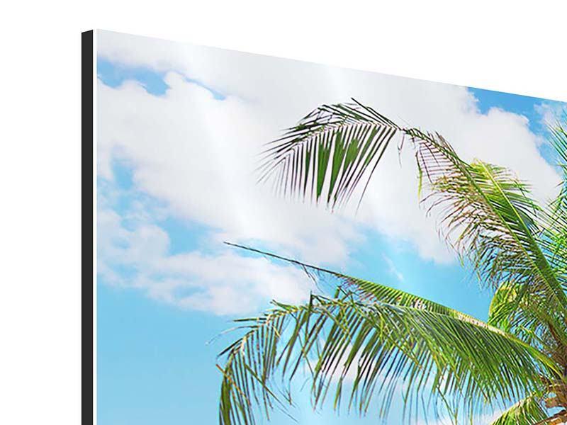 Aluminiumbild Panorama Koh Lanta