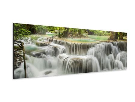 Aluminiumbild Panorama Erawan