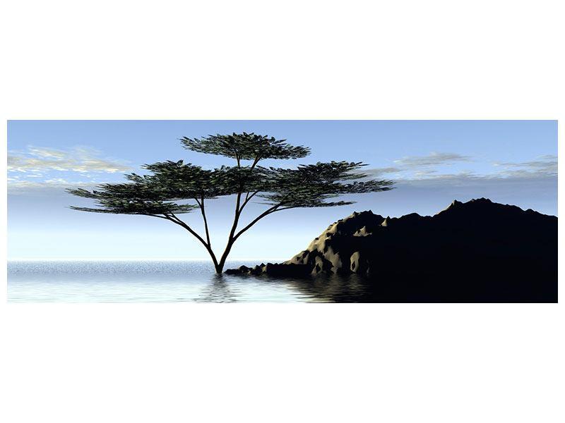 Aluminiumbild Panorama Naturfaszination