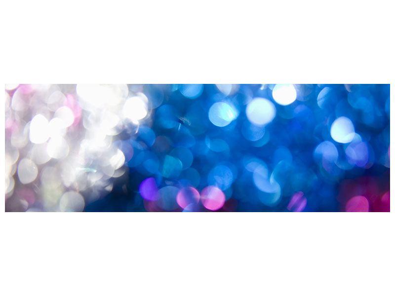 Aluminiumbild Panorama Abstraktes Licht