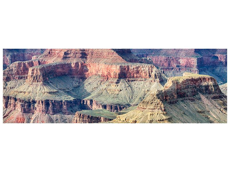 Aluminiumbild Panorama Gran Canyon