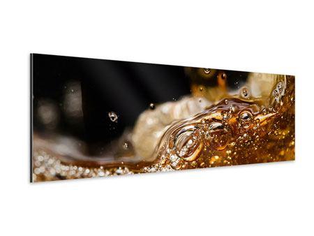 Aluminiumbild Panorama Cognac