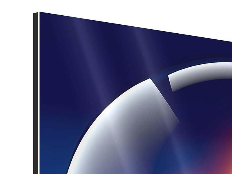 Aluminiumbild 4-teilig Idea