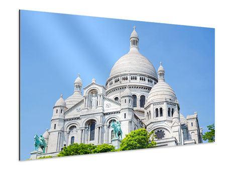 Aluminiumbild Paris- Montmartre