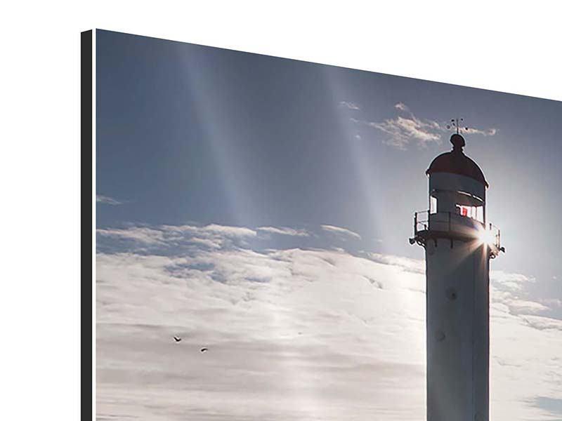 Aluminiumbild Sailing