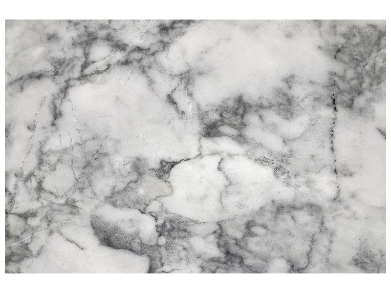 Aluminiumbild Klassischer Marmor