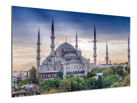 Aluminiumbild Istanbul