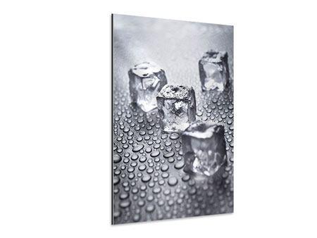 Aluminiumbild Frischekick