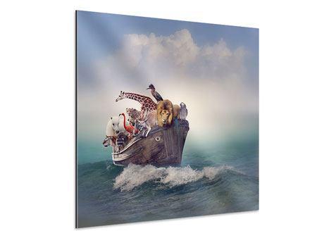 Aluminiumbild Arche Noah