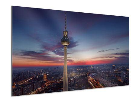 Aluminiumbild Berlin