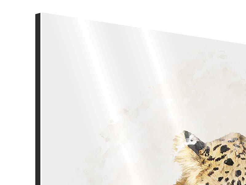 Aluminiumbild Luxgemälde