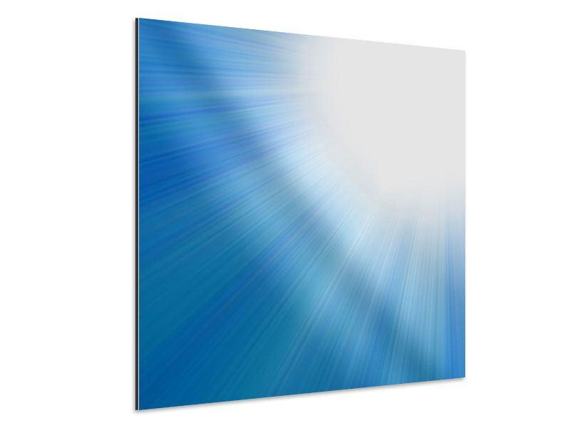 Aluminiumbild Der Himmel