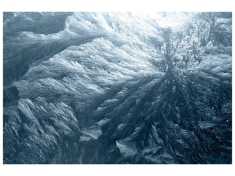 Aluminiumbild Eis