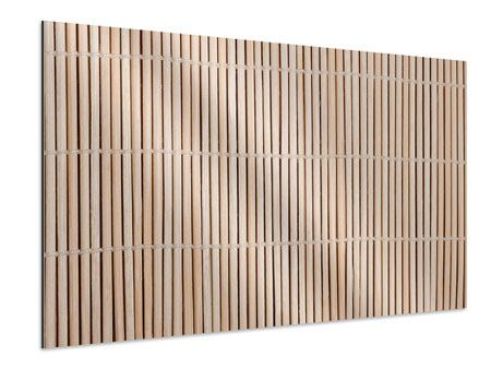 Aluminiumbild Lucky Bamboo