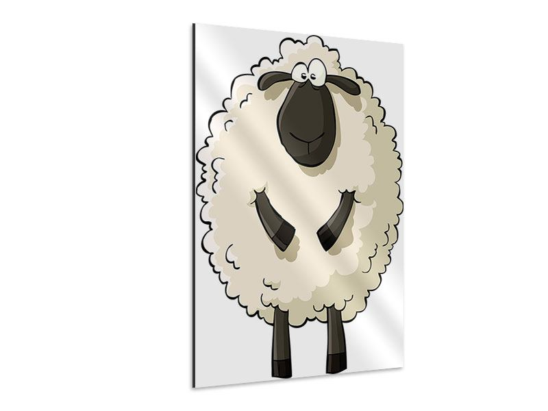 Aluminiumbild The Sheep