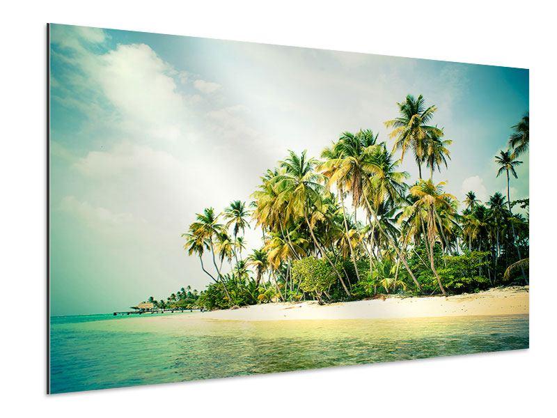 Aluminiumbild Tobago Cays