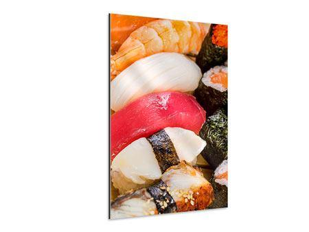 Aluminiumbild Sushi