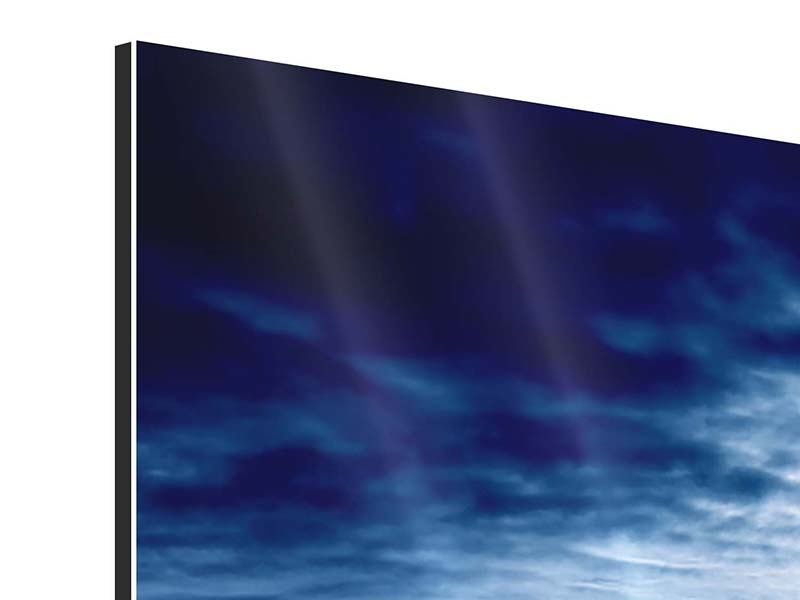 Aluminiumbild Mystischer Himmel