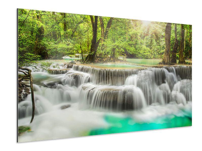 Aluminiumbild Erawan