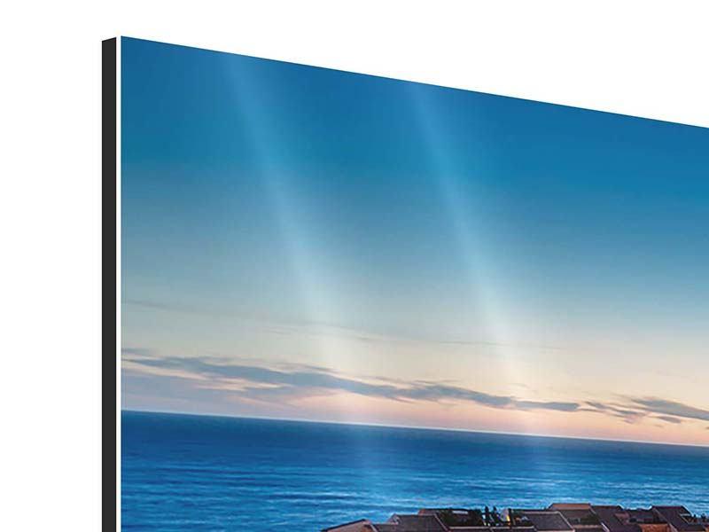 Aluminiumbild Monaco