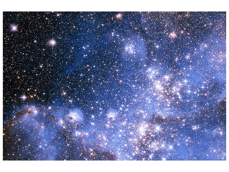 Aluminiumbild Sternenhimmel