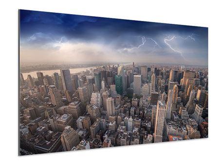 Aluminiumbild Manhattan