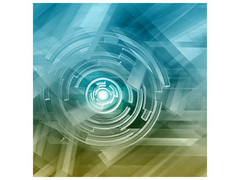 Aluminiumbild Future