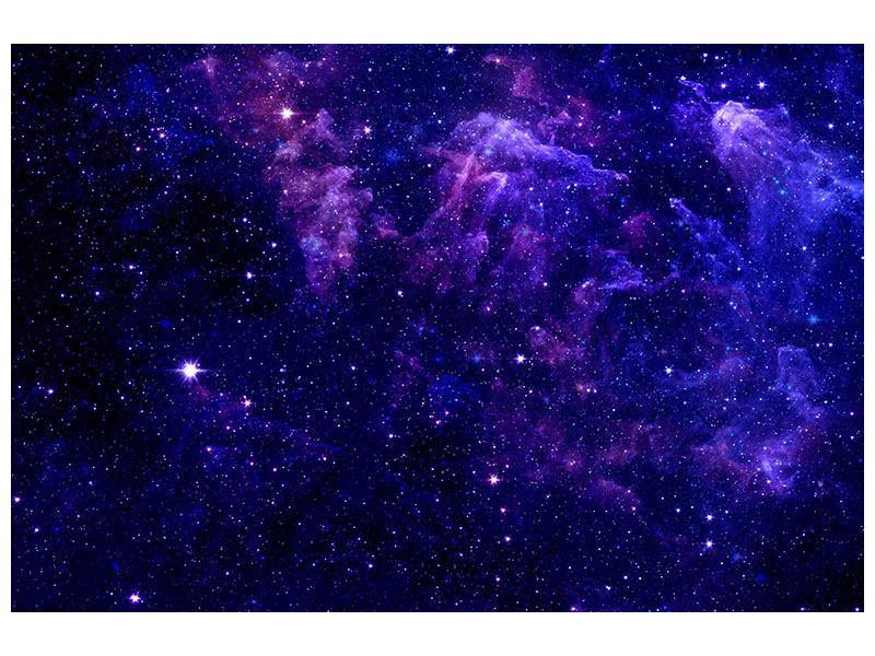 Aluminiumbild Ein Himmel voll Sterne