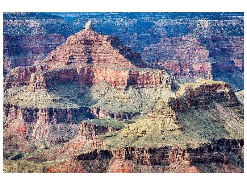Aluminiumbild Gran Canyon