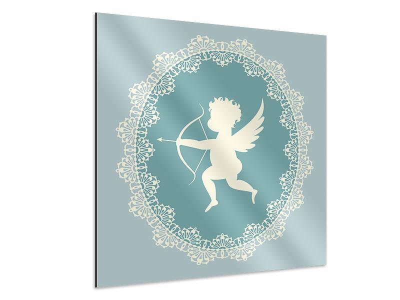 Aluminiumbild Engel Amore