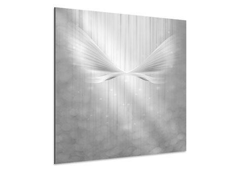 Aluminiumbild Engelsflügel