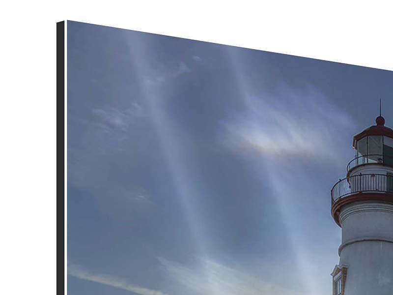 Aluminiumbild Marblehead Leuchtturm