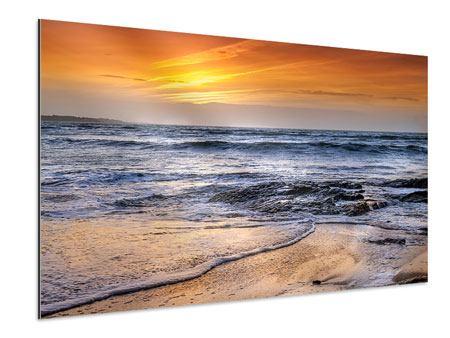 Aluminiumbild Das Meer