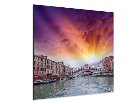 Aluminiumbild Venedig