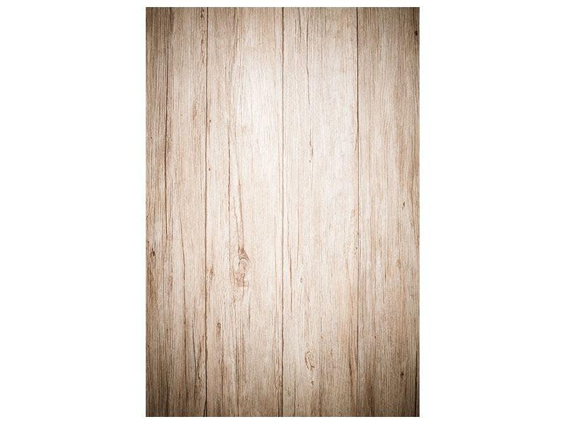 Aluminiumbild Rustico Holz