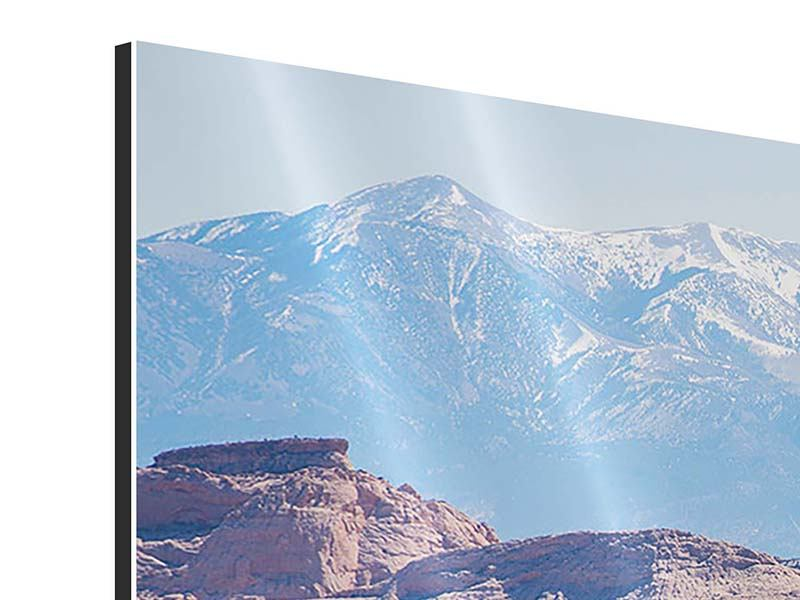 Aluminiumbild 5-teilig modern Bruce-Canyon-Nationalpark