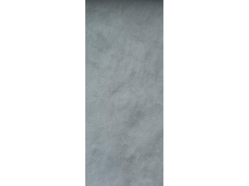 Türtapete Dunkelgraue Wand