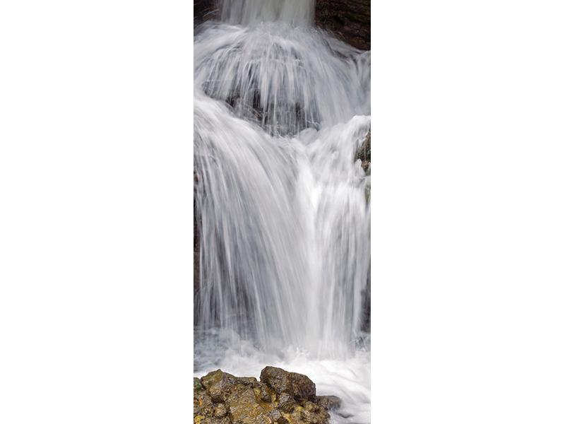 Türtapete Wasserfall XXL