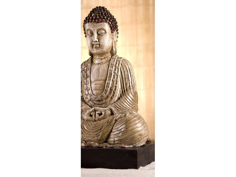 Türtapete Buddha in der Meditation