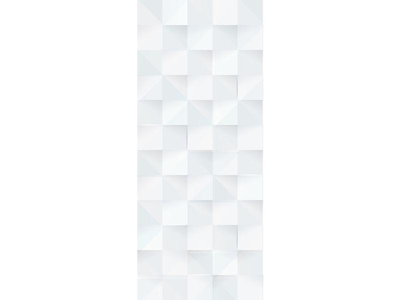 Türtapete 3D-Schachbrett