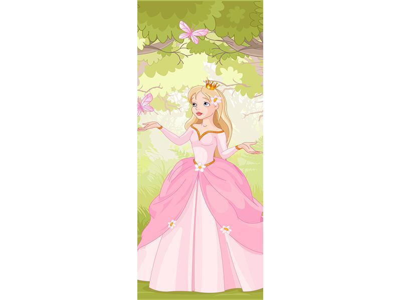 Türtapete Princess