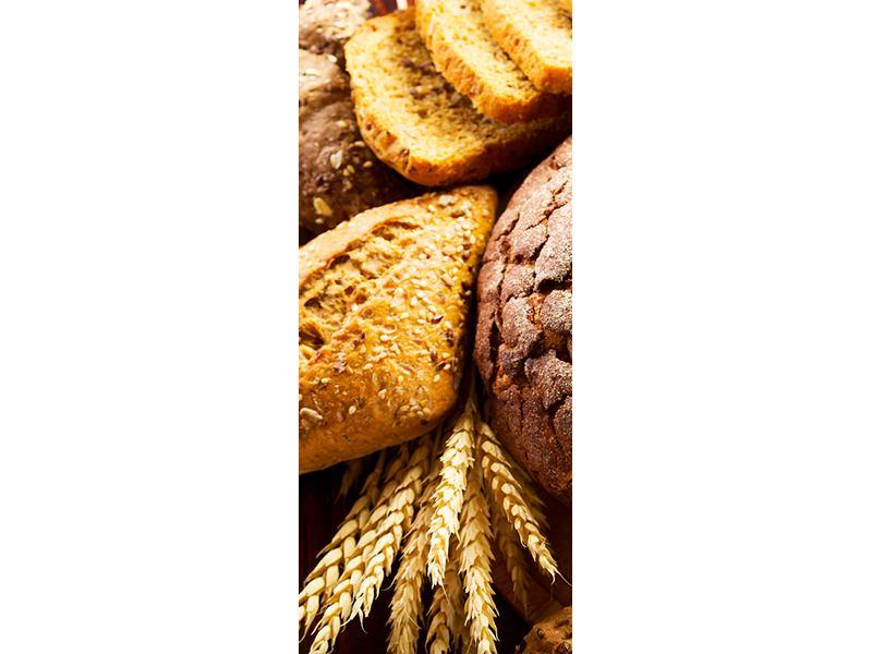 Türtapete Brotsortiment