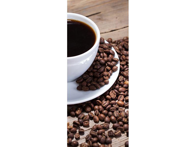 Türtapete Coffee
