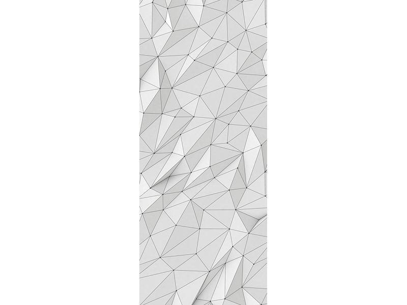 Türtapete 3D-Geo