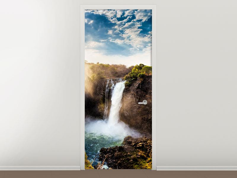 Türtapete Victoria Falls