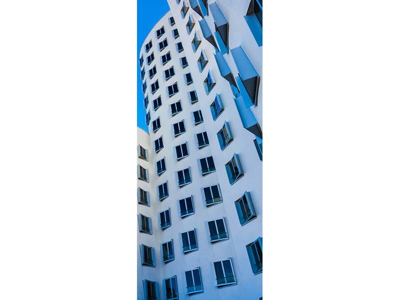 Türtapete Neuer Zollhof Düsseldorf