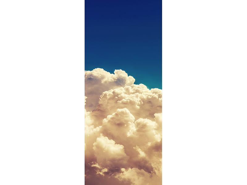 Türtapete Himmelswolken