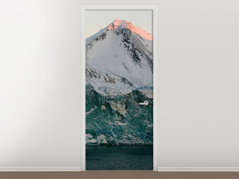 Türtapete Die Antarktis