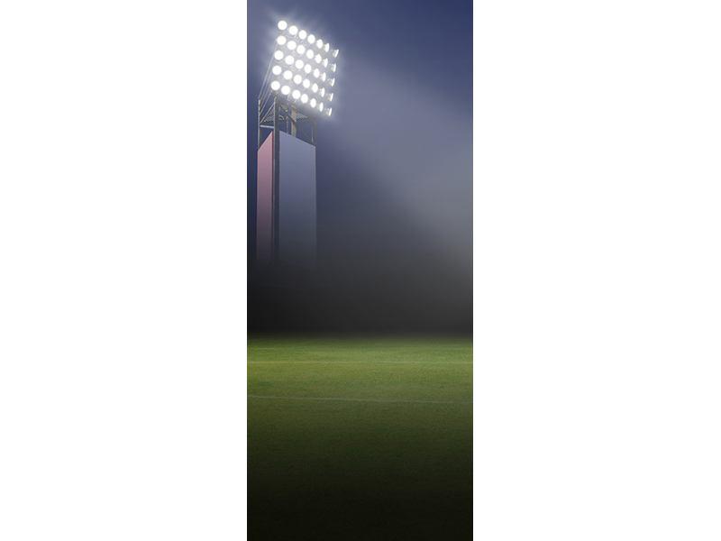 Türtapete Fussballstadion