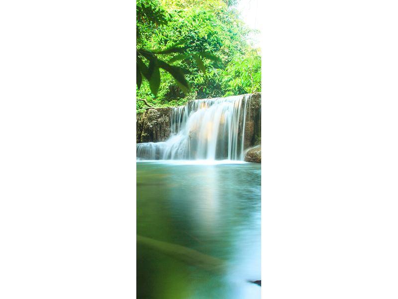 Türtapete Element Wasser